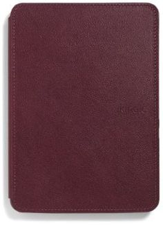 Amazon Kindle Touch Leather Cover, Wine Purple (does not fit Kindle Paperwhite) by Amazon. $9.99. Amazon.com                  Amazon's Kindle Touch Leather Cover Protect Your Kindle Touch   Our sleek, form-fitted leather cover is perfect for protecting your Kindle Touch wherever you go. The premium, all-natural leather exterior looks and feels great, while the soft microfiber interior protects the screen from scratches. The cover is designed to fold back, so you ca...