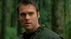Totally obsessed with that nice face. Stargate SG1