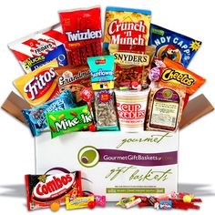 Junk Food Care Package™