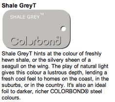 Shale Grey Roof