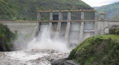 Sólo operan hoy 16 de 40 hidroeléctricas