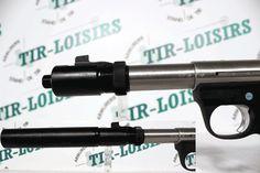 Adaptateur pour silencieux pour Ruger Mark II , III  #categorieB #accessoires #silencieux #adaptateurrugermarkii