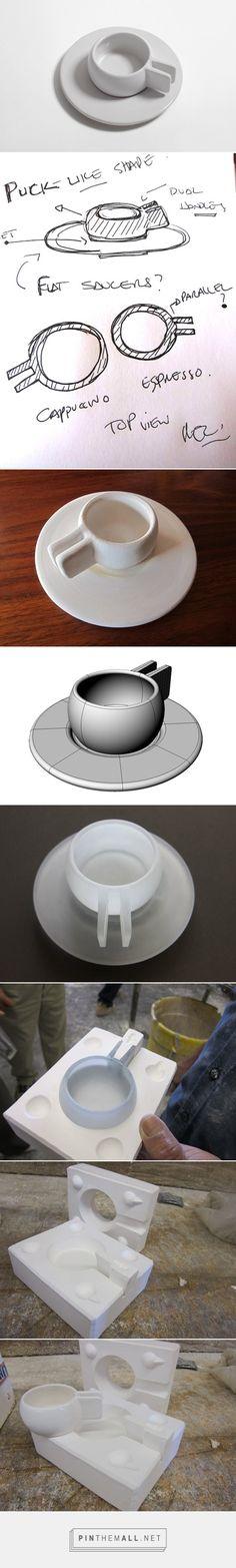 Phase Design's Duetto Espresso Cup - Design Milk