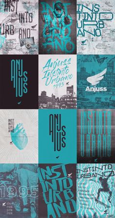 Anjuss - Posters on Behance - My best design list Graphisches Design, Media Design, Cover Design, Logo Design, Layout Design, Design Ideas, Poster S, Typography Poster, Posters Conception Graphique