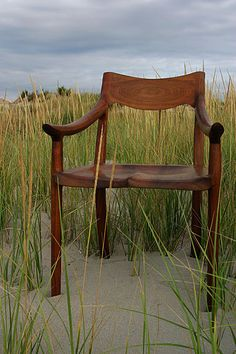 Palo Samko - Woodworker / furniture / Chairs / sunset chair