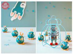 Ufo-Torte-Anleitung-Kindergeburtstag-Cake-Pop-Außeridische-Tischdeko