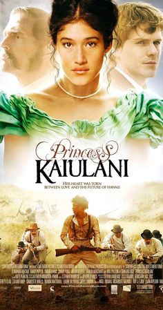 Directed by Marc Forby.  With Q'orianka Kilcher, Barry Pepper, Shaun Evans, Jimmy Yuill. The true story of a Hawaiian princess' attempts to maintain the independence of the island against the threat of American colonization.