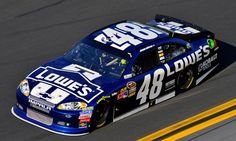 "Jimmie Johnson Car  5 Time - ""Nuff Said"""