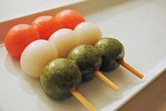 японские сладости рецепты