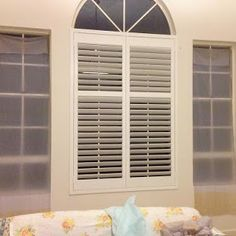 White Timber Plantation Shutters