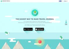 WanderWorld | CSS Website