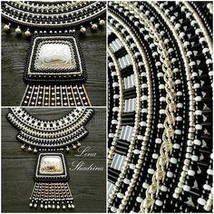 Вот и закончила еще одно, стилизованное колье, сделано на заказ Полностью ручная работа, бляшка ручной работы местных мастеров, с маленькими бубенчиками, изнанка натуральная кожа, на замшевой шнуровке #lenok_shandorka #handmadeykt #хендмейдвякутске #handmadejewellery #jewelry #кольеизбисера #бляшки #бляшкиручнойработы #узоры #якутскиеузоры #якутскиеукрашения #оhуор #сахалыыоһуор #этно #этностиль