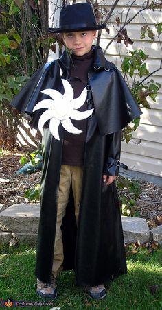 Van Helsing costume idea
