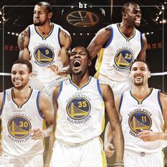 d555ee9c7b53 Golden State Warriors starting lineup 2017 has been projected and it is  scaring other teams as Kevin Durant recently made an addition to the  powerful GSW.