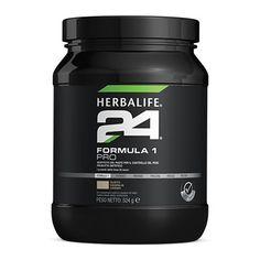 Formula 1 Pro è il pasto sostitutivo studiato appositamente per gli sportivi. Fornisce un elevato apporto di proteine per aiutare la crescita di massa magra.