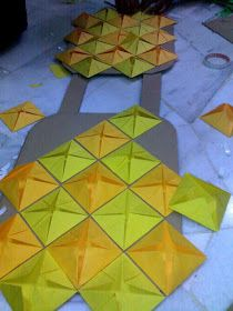 KIDDOS CRAFTS: Pineapple Costume