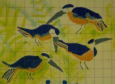 desenho de corvos de julio pomar - Pesquisa Google