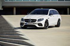 Met de Estate in 3,5 seconden naar de 100 km/h: Mercedes E63 S AMG nu ook als Estate leverbaar