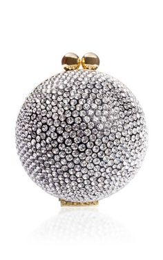 Crystal Ball Shoulder Bag by Marzook Fall Winter 2018