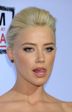 Amber Heard.. sultry.. sensual.. classic..