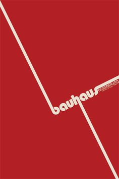 Bauhaus poster, Text Only Posters, Modern poster design, Early 20th century
