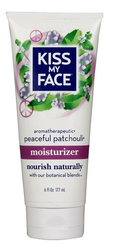 Kiss My Face Moisturizer Aromatherapeutic Peaceful Patchouli®  Another awesome scent for me