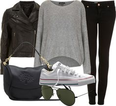 Untitled #2399 by ieleanorcalderstyle featuring converse shoes