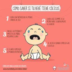 Cólicos del bebé