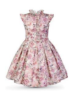 Платье Анастасия Lilac Alisia Fiori