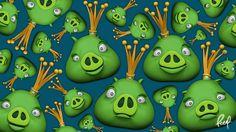 Echa un vistazo a mi proyecto @Behance: \u201cGreen Pig King. Bad Piggies. Technical. Raul®\u201d https://www.behance.net/gallery/48617361/Green-Pig-King-Bad-Piggies-Technical-Raul