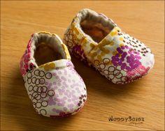 Just Dandy // Baby Booties // Eco Friendly Goods