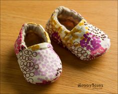 Just Dandy // Baby Booties // Eco Friendly Goods