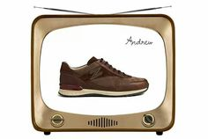 Sneakers uomo | Marrone | Made in Italy | Due Lune Calzature | www.duelunecalzature.com