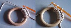 Mini-ghirlande in legno con civetta e altro – Tutorial
