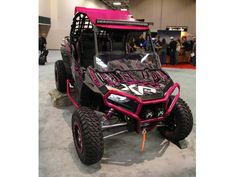 Polaris Donates Customized RZR XP 1000 to Raise Funds for the American Cancer Society Special Pink RZR to be offered at Raffle to Minnesotans