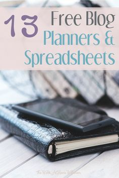 Blogging can be overwhelming without direction. Here are some of my favorite blogging spreadsheets from around the web.