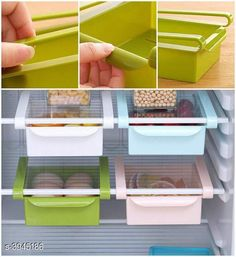 Measuring Cups Home Useful Trendy Essential Kitchen Tool Material: Plastic  Size: Free Size Description: It has 4 Pieces of Refrigerator Storage Rack Country of Origin: India Sizes Available: Free Size   Catalog Rating: ★4 (1858)  Catalog Name: Dream Home Useful Trendy Essential Kitchen Tools Vol 2 CatalogID_556060 C135-SC1658 Code: 302-3945186-483
