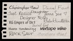 40 Handwriting Free Fonts Every Designer Must Have - You The Designer