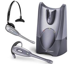 Plantronics CS50 cordless headset