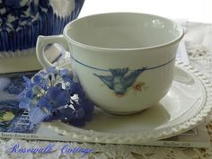 Rosewalk Cottage: A Rainy Afternoon Tea...how cute