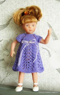 А мне фиолетово! Еще платья для куклы Наташи Minouche от Sylvia Natterer. / Одежда и обувь для кукол - своими руками и не только / Бэйбики. Куклы фото. Одежда для кукол