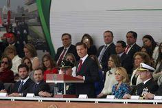 Dependencias deberán apoyar a damnificados por sismo Peña Nieto - Economíahoy.mx