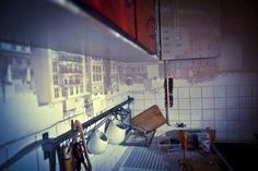 Striking Photos Of Paris Apartments Transformed Into Pinhole Cameras