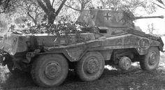 Sd.Kfz. 234/2 schwerer Panzerspähwagen (8-Rad) « Puma » Nr…   Flickr