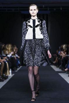 J.Mendel Ready To Wear Fall Winter 2015 New York - NOWFASHION