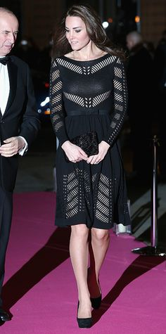 Kate Middleton's Most Memorable Outfits Ever! - October 23, 2014 from #InStyle