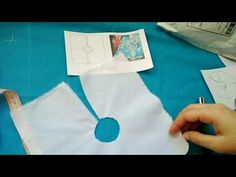 Tipos de volante y como hacerlos, flamenco, costura - YouTube Dress Sewing Patterns, Pattern Making, African Fashion, Playing Cards, Youtube, Stitch, Knitting, How To Make, Room