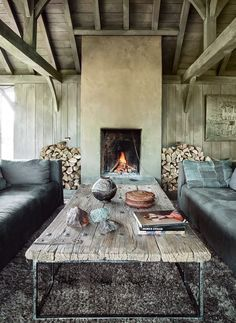 Cool Chic Style Fashion: Decor Inspiration | Country house in Belgium