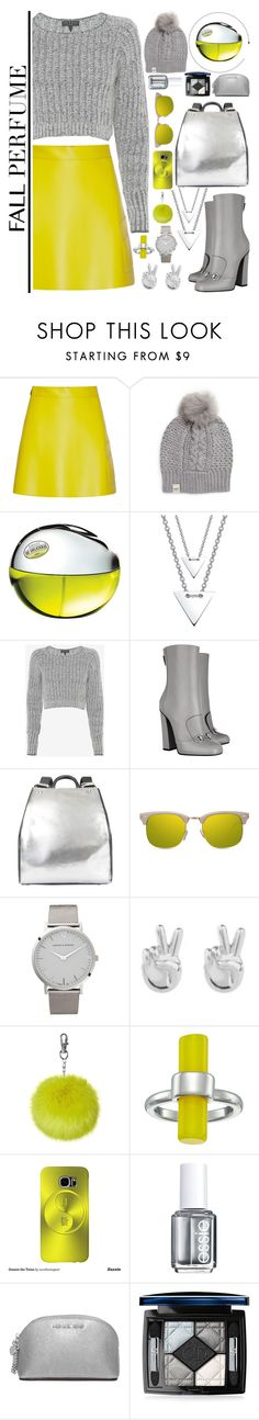 """Be Delicious"" by nvoyce ❤ liked on Polyvore featuring MSGM, UGG Australia, DKNY, kiz&Co., rag & bone, Gucci, Ruxx, GlassesUSA, Larsson & Jennings and Rock 'N Rose"