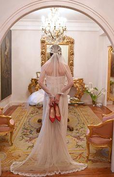 Un zapato de novia especial para tu gran día